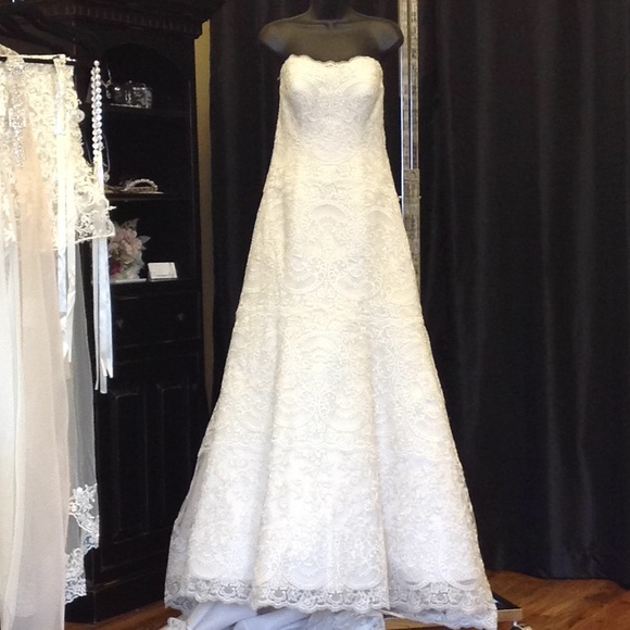 Allure Bridals Dresses | Allure Romance Bridal Gown | Poshmark